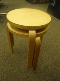 Aalto stool 60