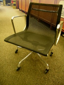 Eames mesh chair