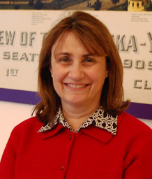 Photo of Sheryl Stiefel, Advancement Director