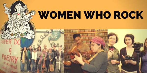 Women Who Rock
