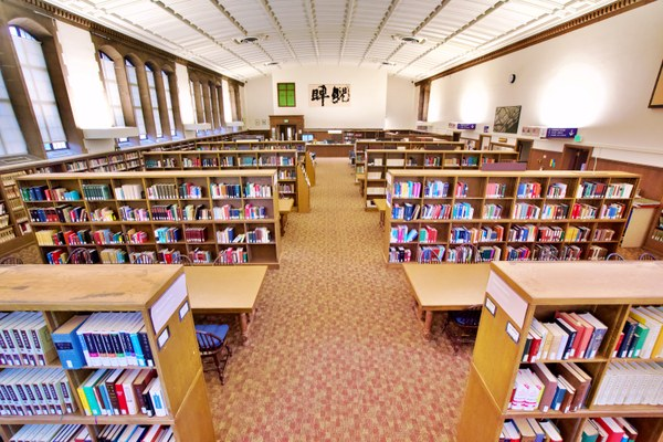 EAL reading room