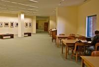 Allen Library 4th Floor Gallery Study Area B