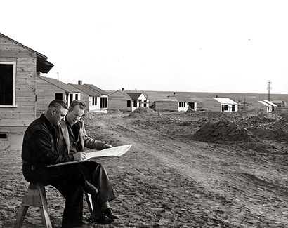 US Bureau of Reclamation photo. Neg. no. UW16760