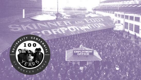 Solidarity Centennial